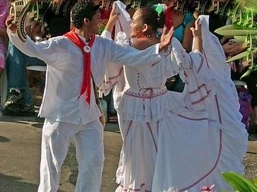cumbia dance origin